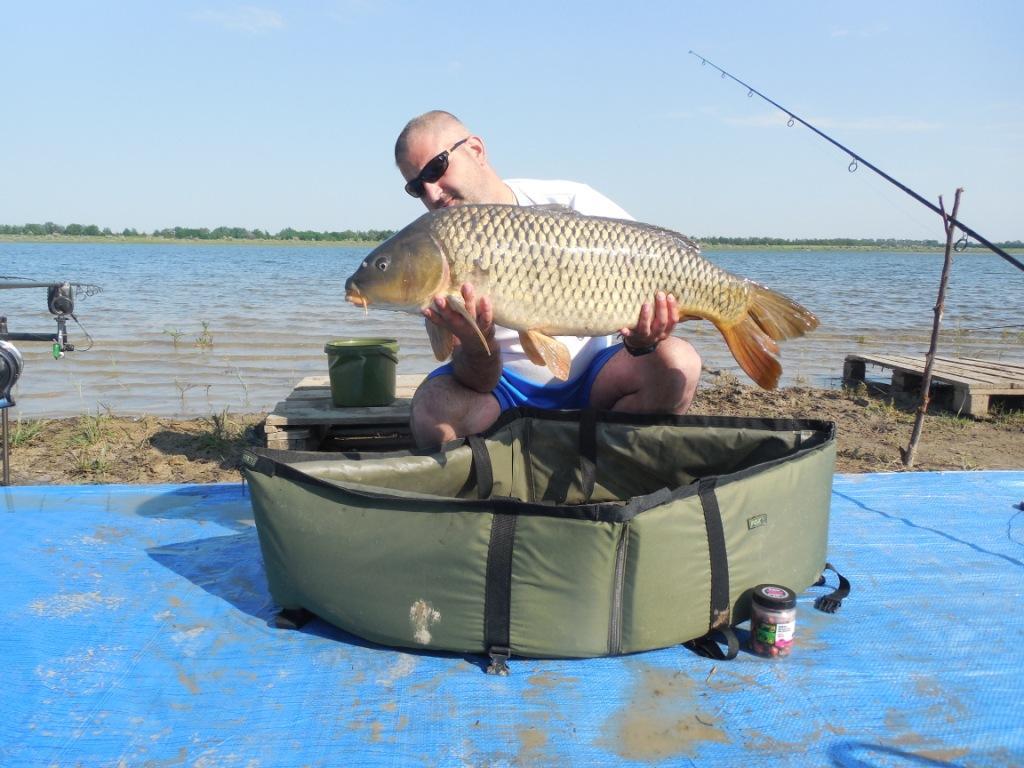 рыбалка в днепропетровской области кривой рог